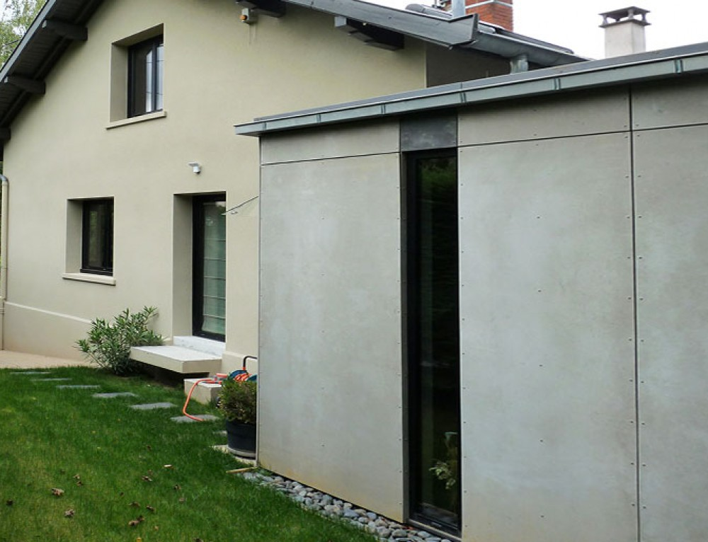 Extension contemporaine